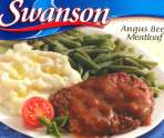 Swanson Hungry Man Dinner