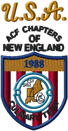 ACF CHAPTER OF NEW ENGLAND 1988