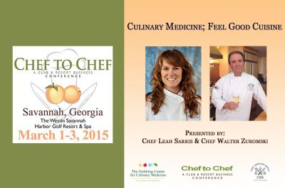 Chef to Chef Conference